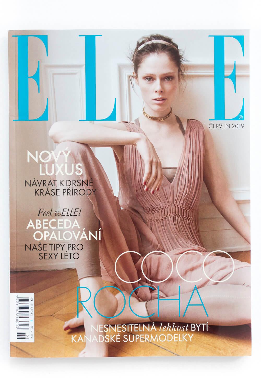 Elle Poland article Milla Novo Macrame Wallhanging
