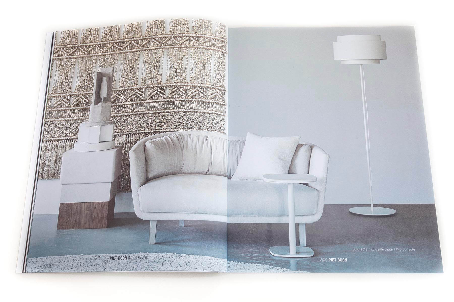 Piet Boon Featuring article Milla Novo Macrame Wallhanging