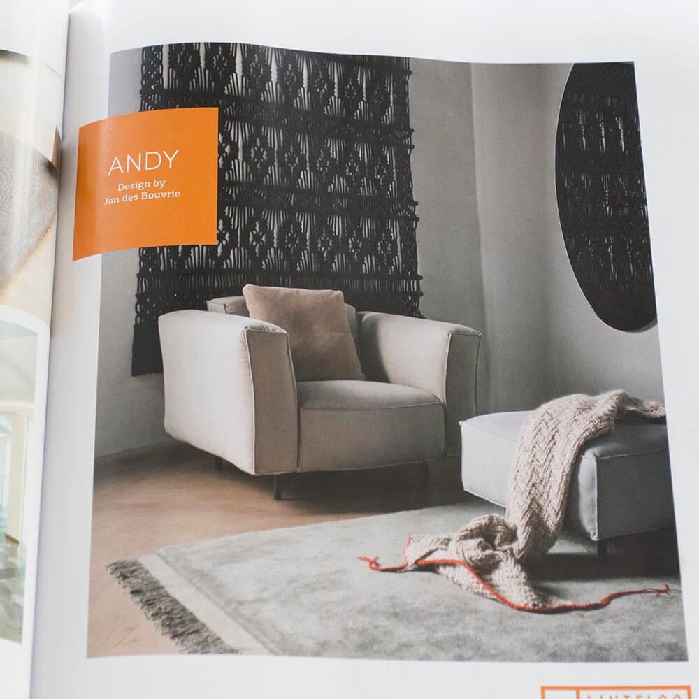 Residence article magazine Milla Novo Macrame Wallhanging