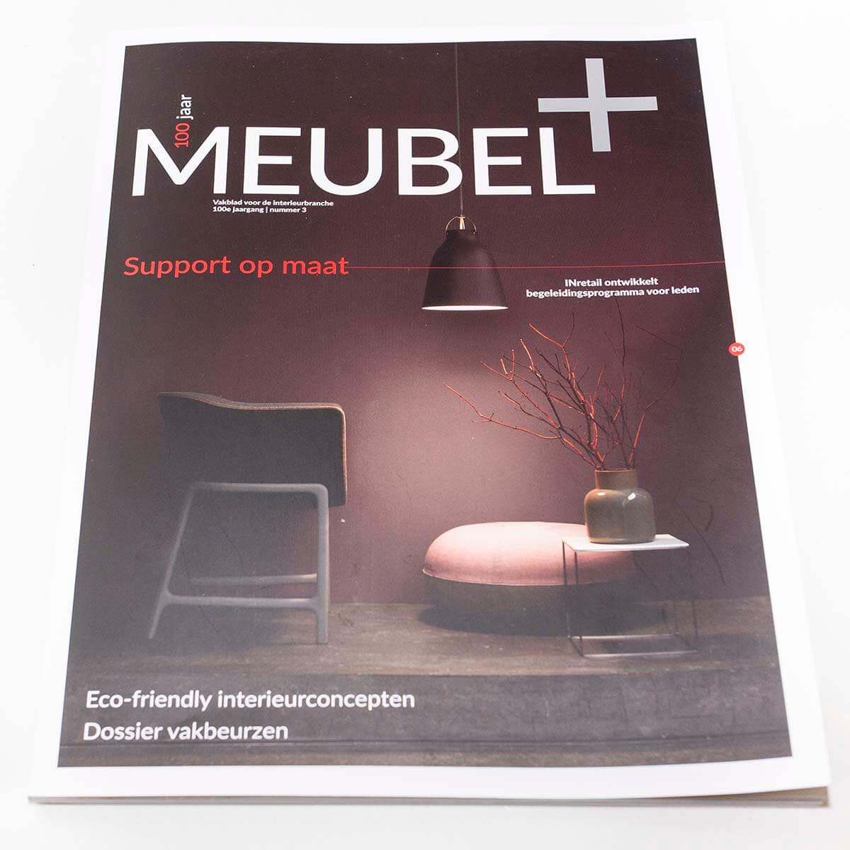 Meubel Plus magazine article Milla Novo Macrame Wallhanging